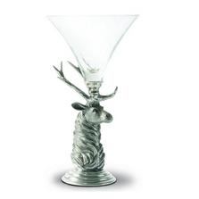 Elk Stemmed Cocktail Glass | Vagabond House | G1446T