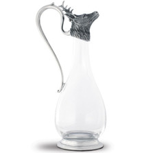 Deer Wine Decanter | Vagabond House | G400
