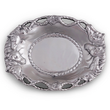 Horse Oval Tray | Arthur Court Designs | 102452