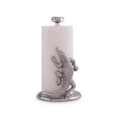 Alligator Paper Towel Holder | Arthur Court Designs | 103906