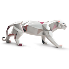 Panther Porcelain Figurine | Lladro | 01009298