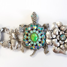 Tortoise and Hare Bracelet | La Contessa Jewelry | LCBR8710