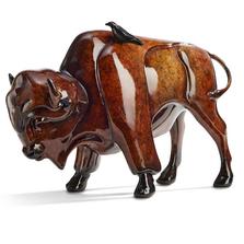"Bison Sculpture Small Imago ""Simpaticos"" | 6567424969"