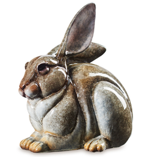 "Rabbit Sculpture Imago ""Dolby"" 