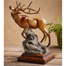 "Elk Sculpture Imago ""Clarion"" | 6567430666"