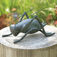 Lucky Cricket Garden Sculpture | 34897 | SPI Home