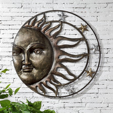 Sun and Stars Wall Hanging | 34899 | SPI Home
