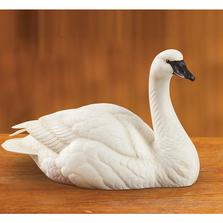 Swan Sculpture | Loon Lake Decoy | 6538601113