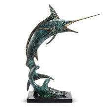 Predatory Marlin Sculpture | 51086 | SPI Home