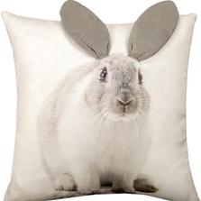 3D Bunny Printed Pillow | IPPTBN