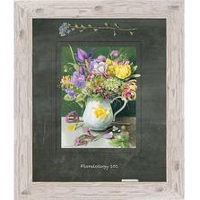 Daffodil Vase Framed Print  | F058221090