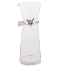 Fox Hunting Horn Wine Carafe | Vagabond House | G400GH