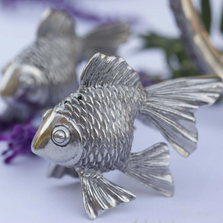 Goldfish Salt Pepper Shakers | Vagabond House | O116D
