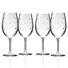 Sailing 18 oz Wine Glass Set of 4 | Rolf Glass | 522265