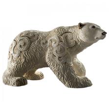 Polar Bear Ceramic Figurine |De Rosa | Rinconada | 465