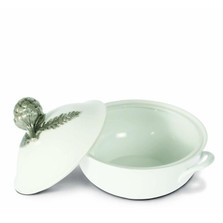 Artichoke Stoneware Soup Tureen | Vagabond House | G308