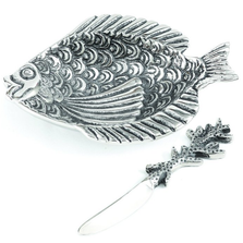 Fish Aluminum Dip Dish | Star Home Designs | 41644