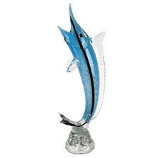 Swordfish Art Glass Sculpture | Badash | J269