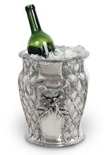 Bird and Trellis Aluminum Wine Chiller | Star Home Designs | 41914