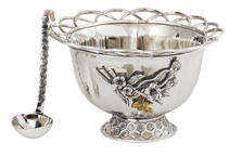 Bumble Bee Aluminum Punch Bowl  | Star Home Designs | 42294