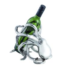 Octopus Aluminum Wine Bottle Holder | Star Home Designs | 42126