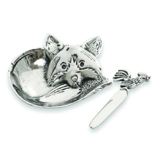 Fox Aluminum Dip Dish | Star Home Designs | 41836