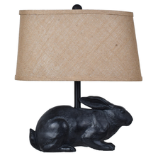 Black Rabbit Table Lamp | Crestview Collection | CVCCVATP591