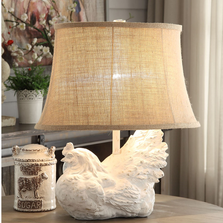 Rooster Table Lamp | Crestview Collection | CVCCVATP894