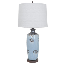 Coastal Marine Table Lamp | Crestview Collection | CVCCVAP1807