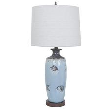 Coastal Marine Table Lamp | Crestview Collection | CVCCVAP1807
