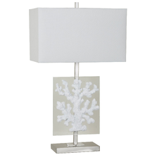 Coral Glass Table Lamp | Crestview Collection | CVCCVAP516