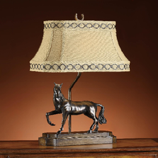 Prancer Table Lamp | Crestview Collection | CVCCVATP585
