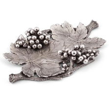 Grape Pewter Tray | Vagabond House | V111VG