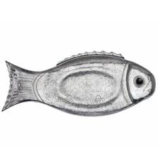 Fish  Aluminum Oblong Serving Tray | Arthur Court Designs | ACD103400