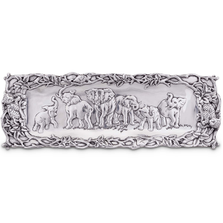 Elephant Aluminum Serving Tray | Arthur Court Designs | 103078