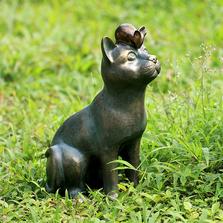 Rivalry Garden Sculpture | SPI Home | 34946