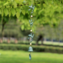 Frog Trio Wind Chime | 51091 | SPI Home