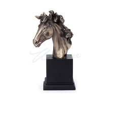 Horse Head | Bronze Finish | Unicorn Studios | WU77565A4
