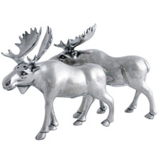 Moose Salt Pepper Shakers | Vagabond House | V922