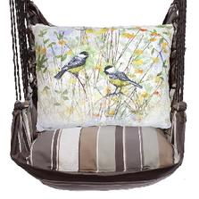 "Chickadee Hammock Chair Swing ""Slate Gray"" | Magnolia Casual | SGTC801-SP"