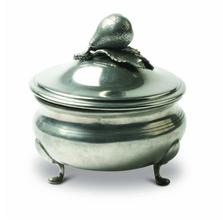 Pear Pewter Sauce Bowl | Vagabond House | VHCG106P