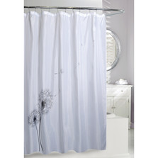 Dandelion Fabric Shower Curtain | Moda at Home