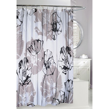 Floral Fabric Shower Curtain | Fabulous | Moda at Home