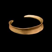 Leaf Tapestry Cuff Bracelet | Nature Jewelry | Michael Michaud |7292BZ