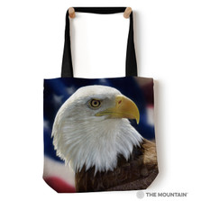 "Pride Eagle 18"" Tote Bag 