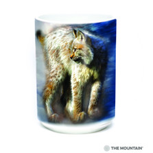 Lynx 15oz Ceramic Mug | Silent Spirit | The Mountain | 57627509011