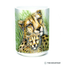 Cheetahs 15oz Ceramic Mug | The Mountain | 57627609011