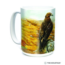 European Golden Eagle 15oz Ceramic Mug | The Mountain | 57627809011 | Golden Eagle Mug