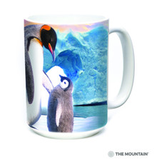 Penguin 15oz Ceramic Mug | The Mountain | The Next Emperor | 57591709011 | Emperor Penguin Mug