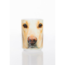 Yellow Lab Portrait 15oz Ceramic Mug | The Mountain | 57814609011 | Yellow Lab Mug